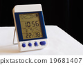 digital thermometer and hygrometer 19681407