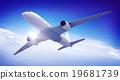 Aircraft Midair Public Transportation Flying concept 19681739