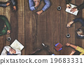 Diversity Teamwork Discussion Meeting Planning Concept 19683331