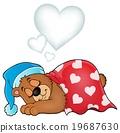 심장, 마음, 곰 19687630
