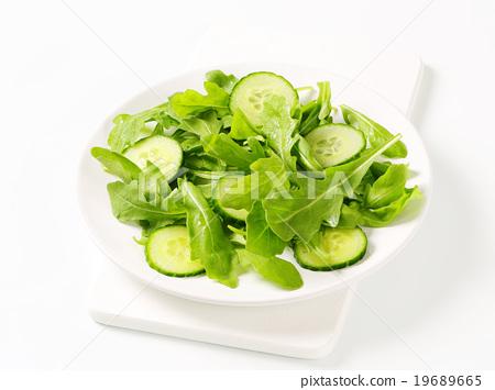 Green salad 19689665