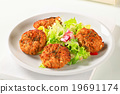 Vegetable patties 19691174