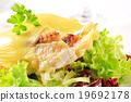沙拉 色拉 鱼 19692178