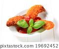 Crispy chicken tenders 19692452