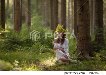 Forest Nymph Mavka 19698286