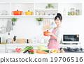 家庭主婦(廚房 - 食品) 19706516