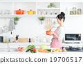 家庭主婦(廚房 - 食品) 19706517