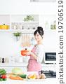 家庭主婦(廚房 - 食品) 19706519