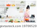 廚房 主婦 家庭主婦 19706520