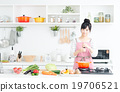 家庭主婦(廚房 - 食品) 19706521