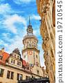 城堡 德累斯頓 宮殿 19710545