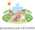 矢量 護理 醫療和醫學 19713656