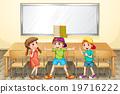 girl, illustration, graphic 19716222