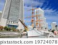 未來港 日本丸 帆船 19724078