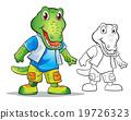 mascot elephane 19726323