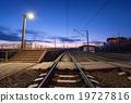 railway, railroad, station 19727816