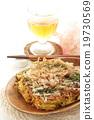 okonomiyaki, japanese food, japanese cuisine 19730569