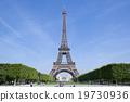 파리의 에펠 탑 19730936