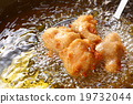 油炸食品 雞肉料理 食品 19732044