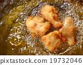 油炸食品 烹飪 食物 19732046