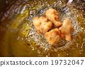 油炸食品 炸雞 烹飪 19732047