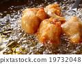 炸雞 雞肉料理 食品 19732048