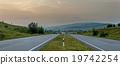 Empty road. Landscape. 19742254