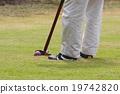 盛大的高爾夫 高爾夫 年長 19742820