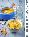 Fishsoup in Pot 19743760