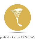 mushroom icon 19746745