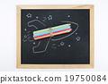 照片 彩色鉛筆 概念 19750084
