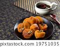 柿餅 食物 食品 19751035