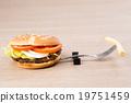 照片 卡路里 概念 19751459