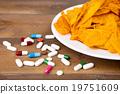 藥片 照片 卡路里 19751609