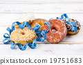 卡路里 概念 甜甜圈 19751683