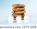 卡路里 餅乾 食物 19751696