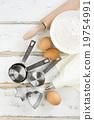 面包房 概念 面粉 19754991