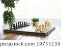 棋 遊戲 家具 19755130