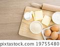 黃油 食物 食品 19755480