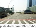 交通燈 道路 人行橫道 19756565