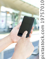 手机 智能手机 公众交通 19757010