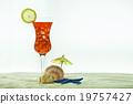 雞尾酒 季節 貝類 19757427