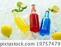 概念 水果 冰 19757479