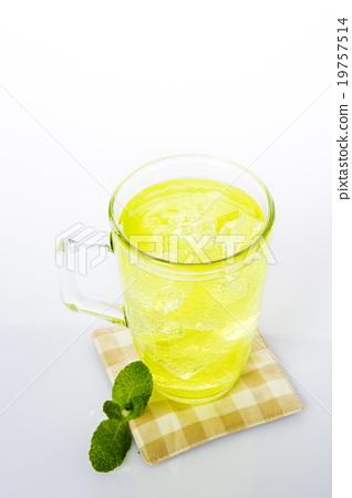 apple mint, drink, juice 19757514