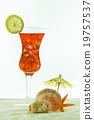 果汁 貝類 飲料 19757537