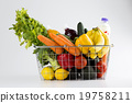 水果 購物 蔬菜 19758211