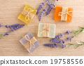 熏衣草 肥皂 花卉 19758556