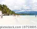 海灘 長灘島 度假 19759805