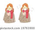 학생, 감기, 독감 19763900