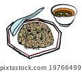 炒飯 熟飯 19766499
